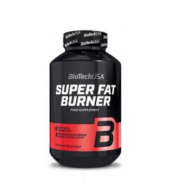 BioTech Super Fat Burner - 120tabl.
