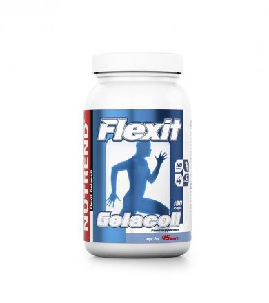 Nutrend Flexit Gelacoll - 180kaps.
