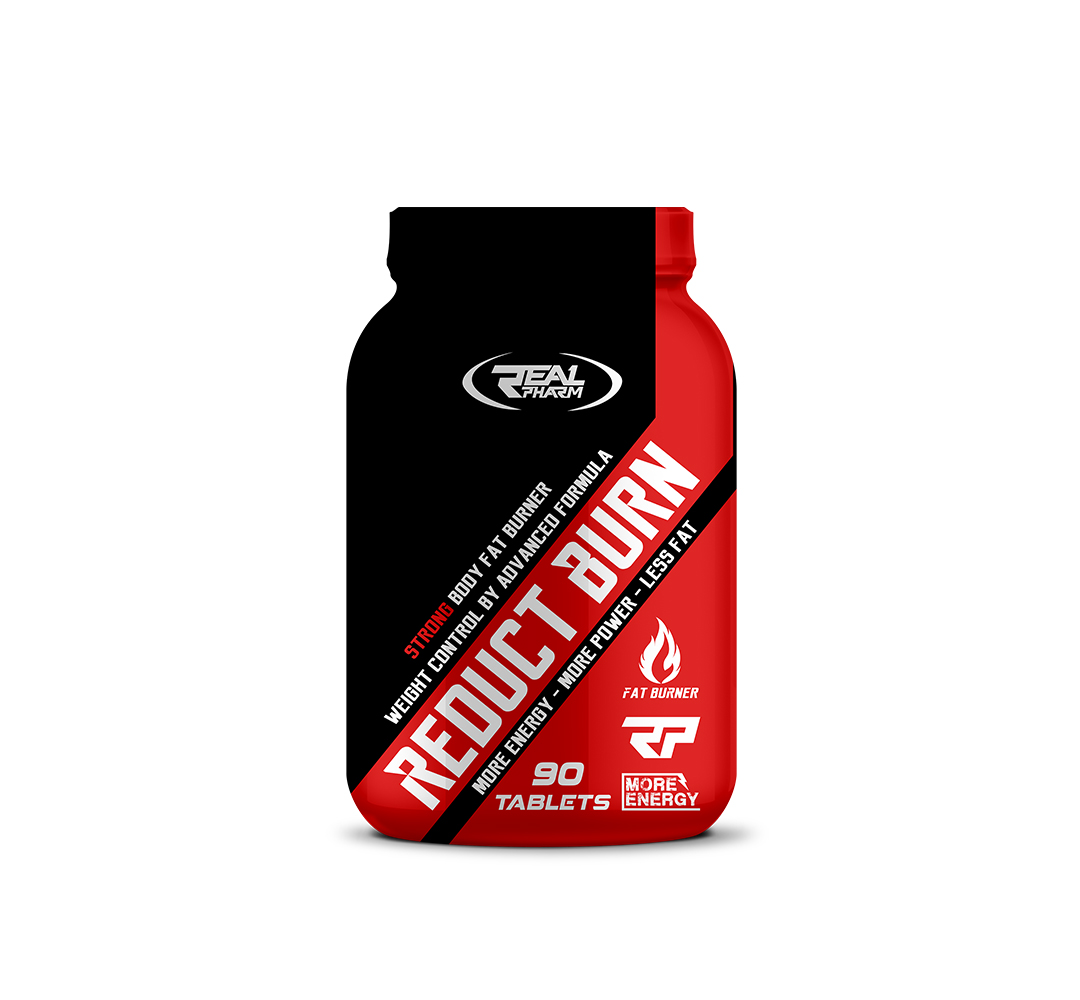 Real Pharm Reduct Burn - 90tabl.