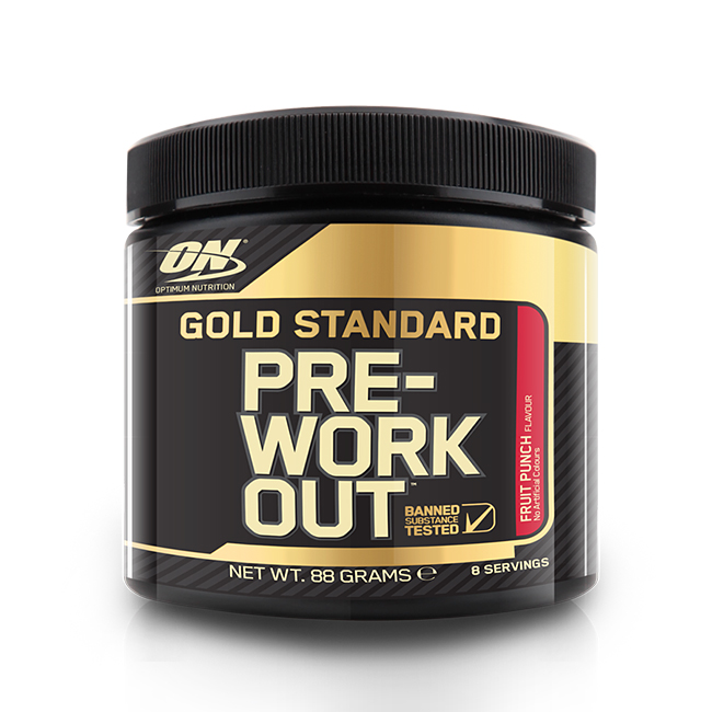 ON Gold Standard PreWorkout - 88 g