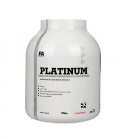 FA Nutrition Platinum Casein - 1600g
