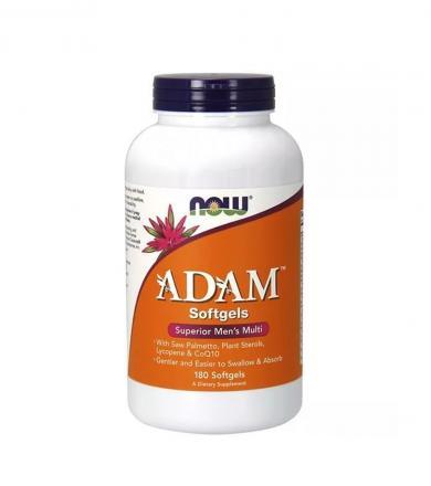 NOW Foods Adam - 180kaps.