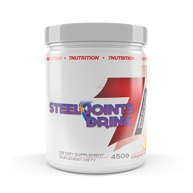 7Nutrition Steel Joints Drink - 450g