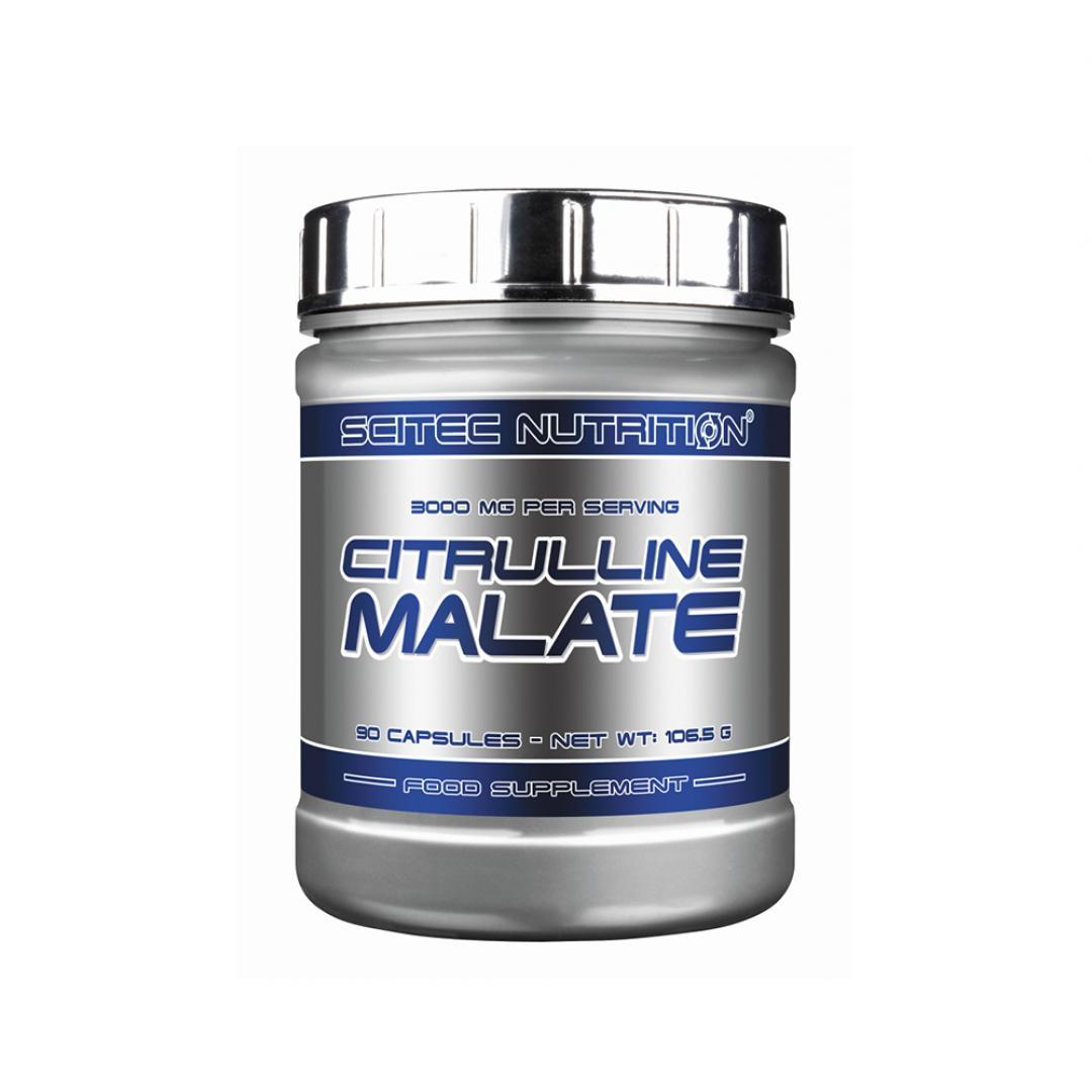 Scitec Citrulline Malate - 90kaps.