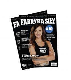 Magazyn Fabryka Siły #10 (Listopad 2019)