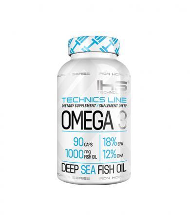 IHS Omega 3 - 90kaps.