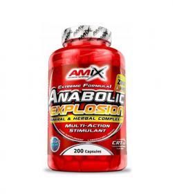 Amix Anabolic Explosion Complex - 200kaps.