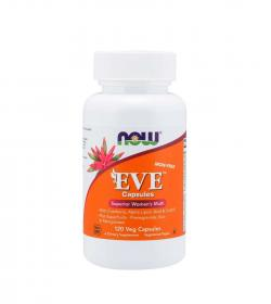 NOW Foods Eve - 120kaps.
