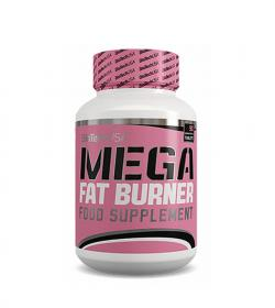 BioTech Mega Fat Burner - 90tabl.