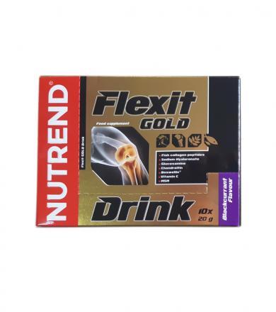 Nutrend Flexit Gold - 10x20g