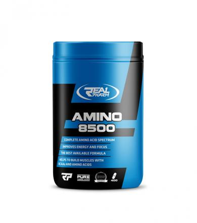Real Pharm Amino 8500 - 400tabl.