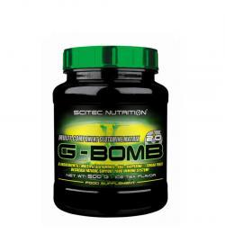 Scitec G-bomb 2.0 - 500g