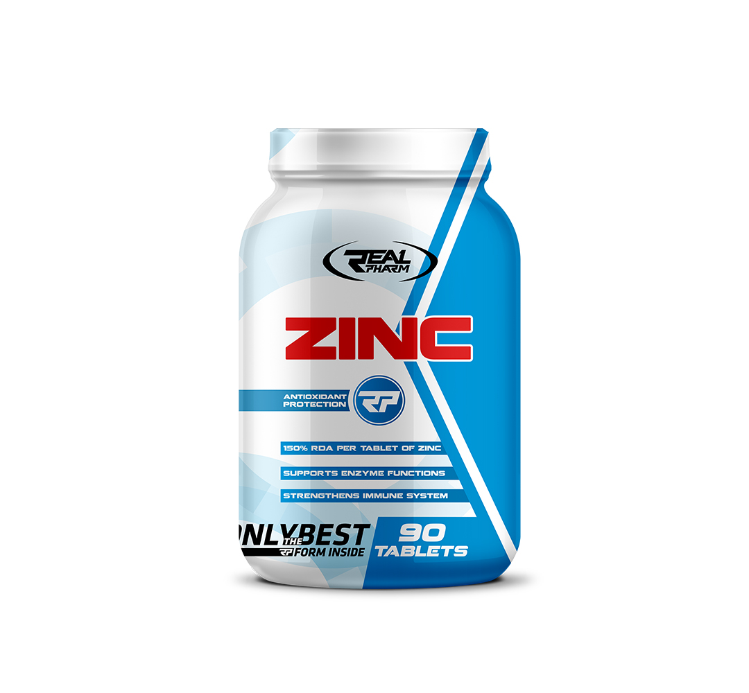 Real Pharm Zinc - 90tabl.