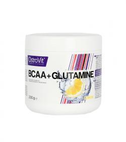 Ostrovit BCAA + Glutamine - 200g