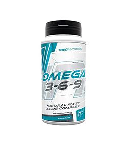 Trec Omega 3-6-9 - 60kaps.