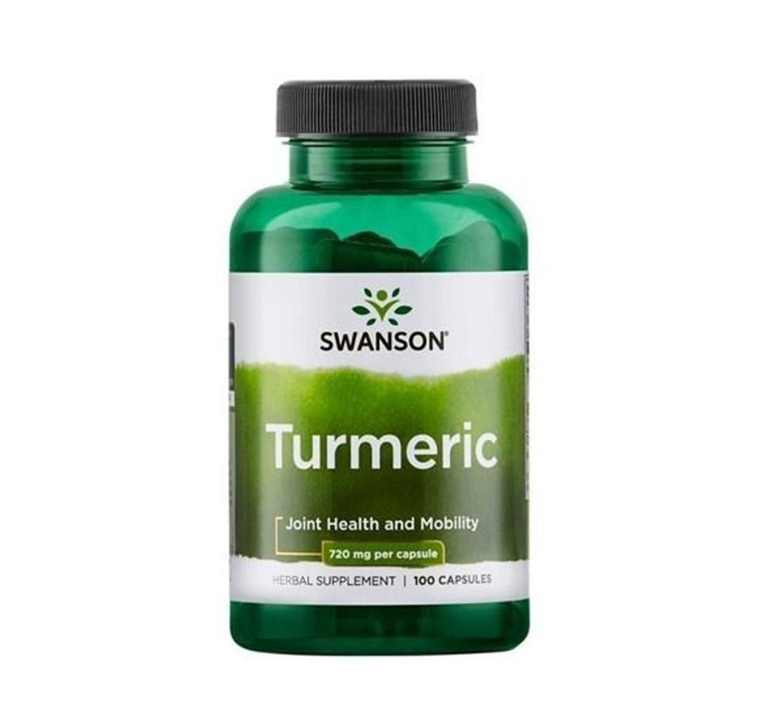 Swanson Turmeric - 100kaps.