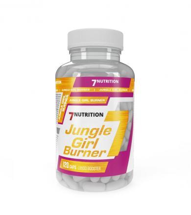 7Nutrition Jungle Girl Burner - 120kaps.