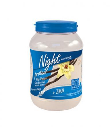 Activlab Night Protein + ZMA - 1000g