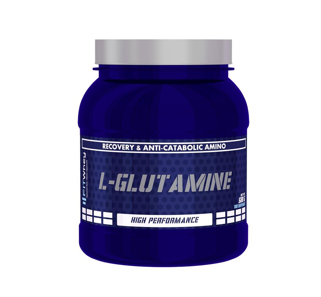 FitWhey L-glutamine - 500g