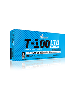 Olimp T-100 LTD Edition - 120 kaps.