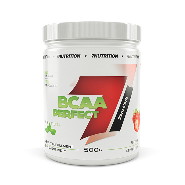 7Nutrition BCAA Perfect - 500g