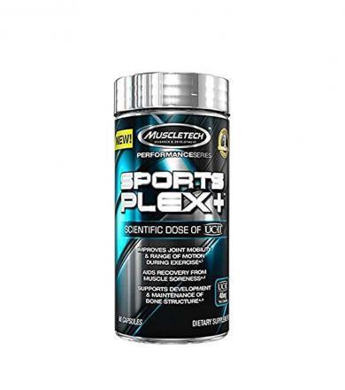 MuscleTech Sports Plex Plus - 60kaps.