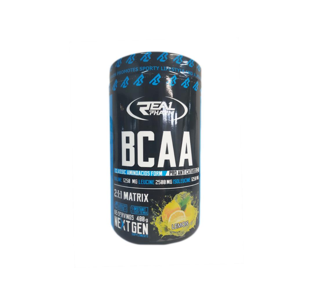 Real Pharm BCAA 2:1:1 - 400g