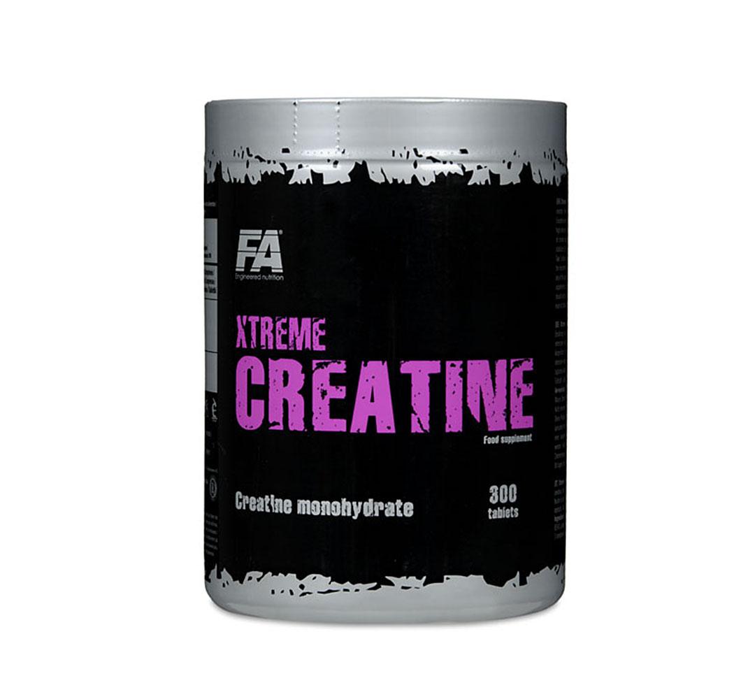 FA Nutrition Xtreme Creatine - 300tabl.