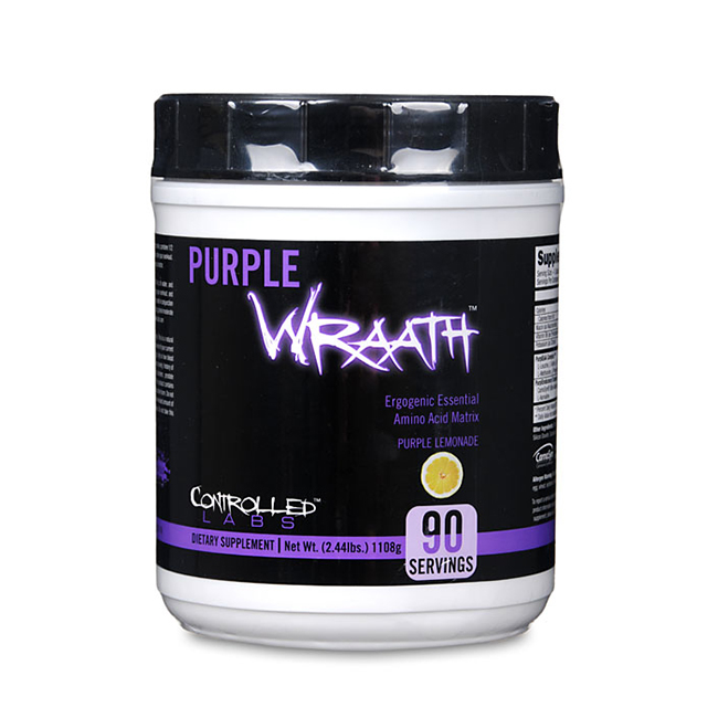 Controlled Labs Purple Wraath - 1152g