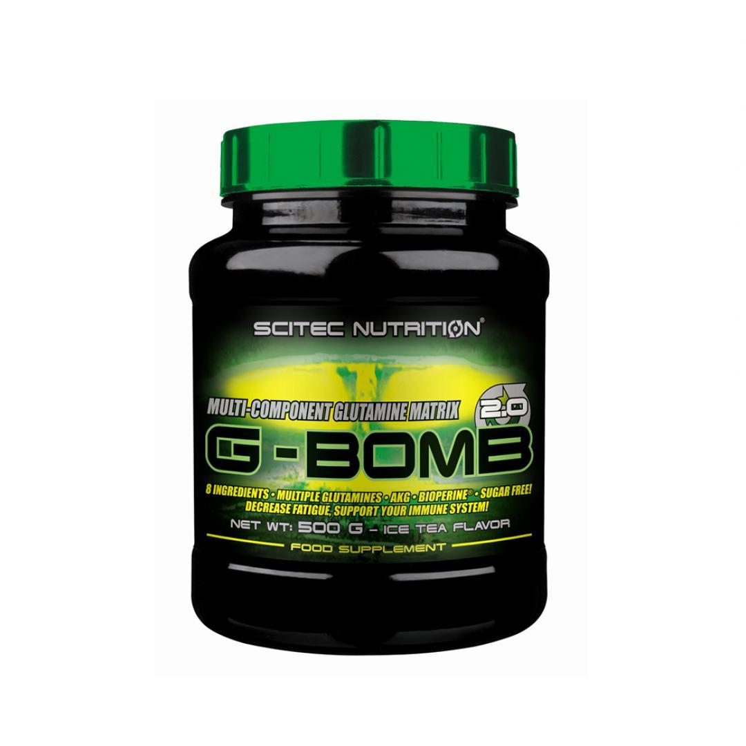 Scitec G-bomb 2.0 - 308g