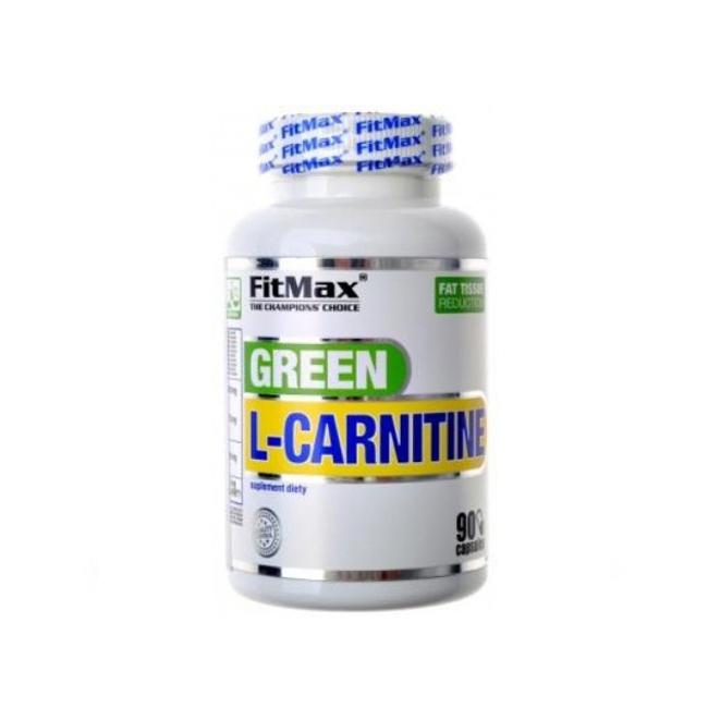FitMax Green Tea L-Carnitine - 90kaps.