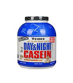 Weider Day&Night Casein - 1800g