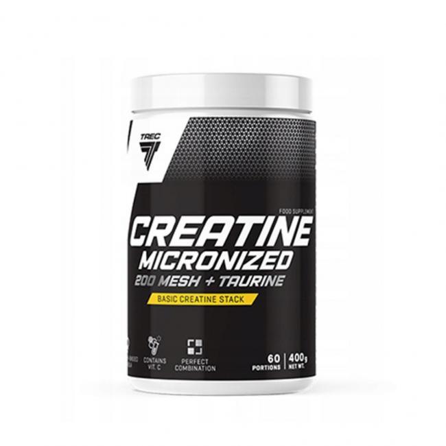 Trec Creatine Micronized 200 mesh + Taurine - 400g