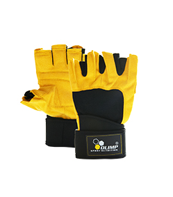 Olimp Rękawice Raptor Yellow