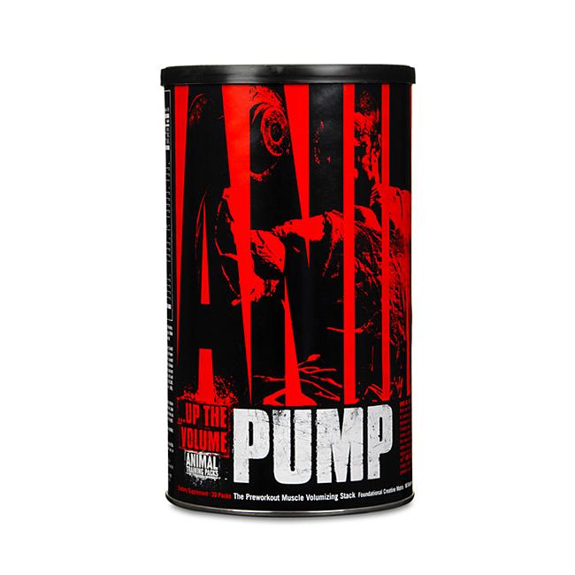 Universal Nutrition Animal Pump - 30sasz.