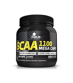 Olimp BCAA 1100 Mega Caps - 300kaps.
