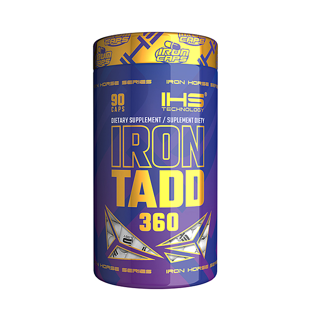 IHS Iron TADD 360 - 90kaps.
