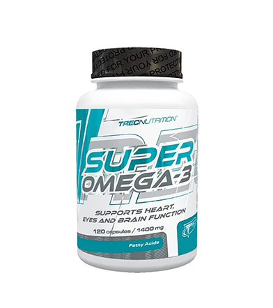 Trec Super Omega-3 1400mg - 120kaps.