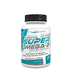 Trec Super Omega-3 1000 - 120kaps.