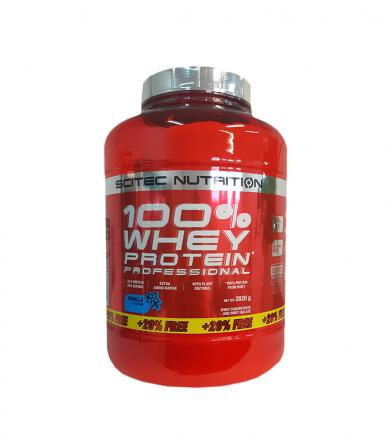 Scitec 100% Whey Protein Professional - 2820g