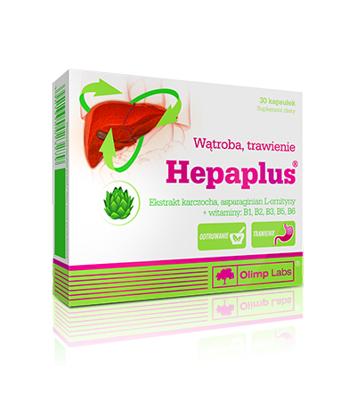 Olimp Hepaplus - 30kaps.
