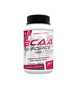 Trec BCAA G-Force - 180kaps.