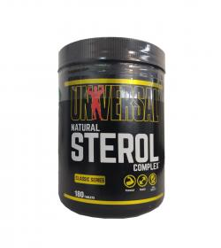 Universal Nutrition Natural Sterol Complex - 180tabl.