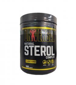Universal Nutrition Natural Sterol Complex - 180tabl.