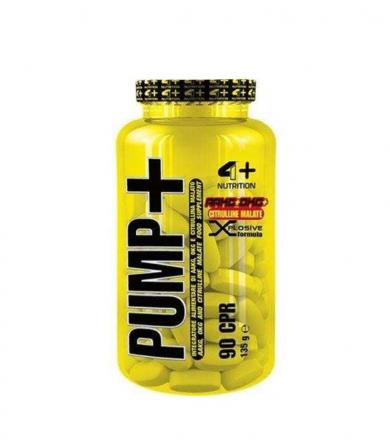 4+ Nutrition  Pump+ - 90tabl.