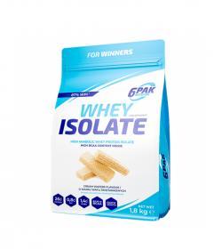 6PAK Nutrition Whey Isolate - 1800g
