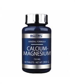 Scitec Essentials Calcium Magnesium - 90tabl.