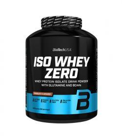 BioTech Iso Whey Zero - 2270g