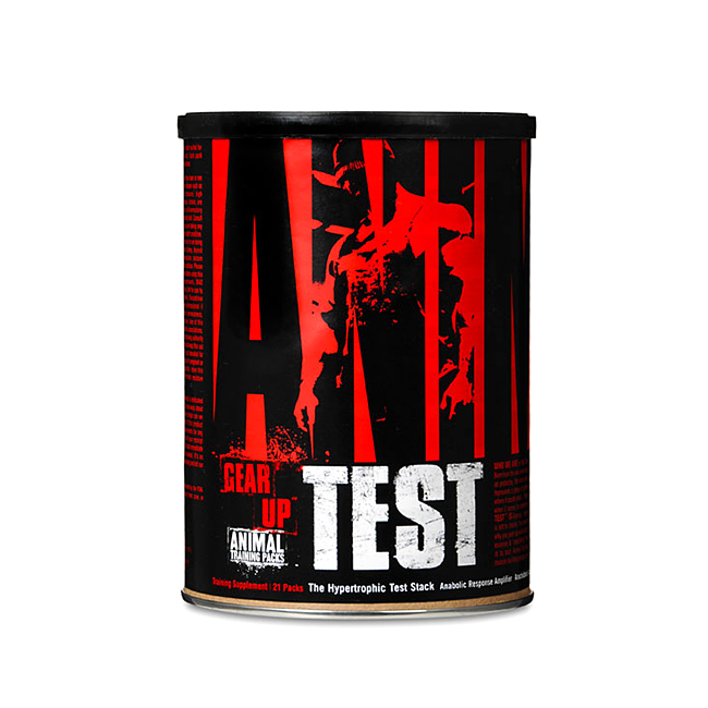 Universal Nutrition Animal Test - 21sasz.