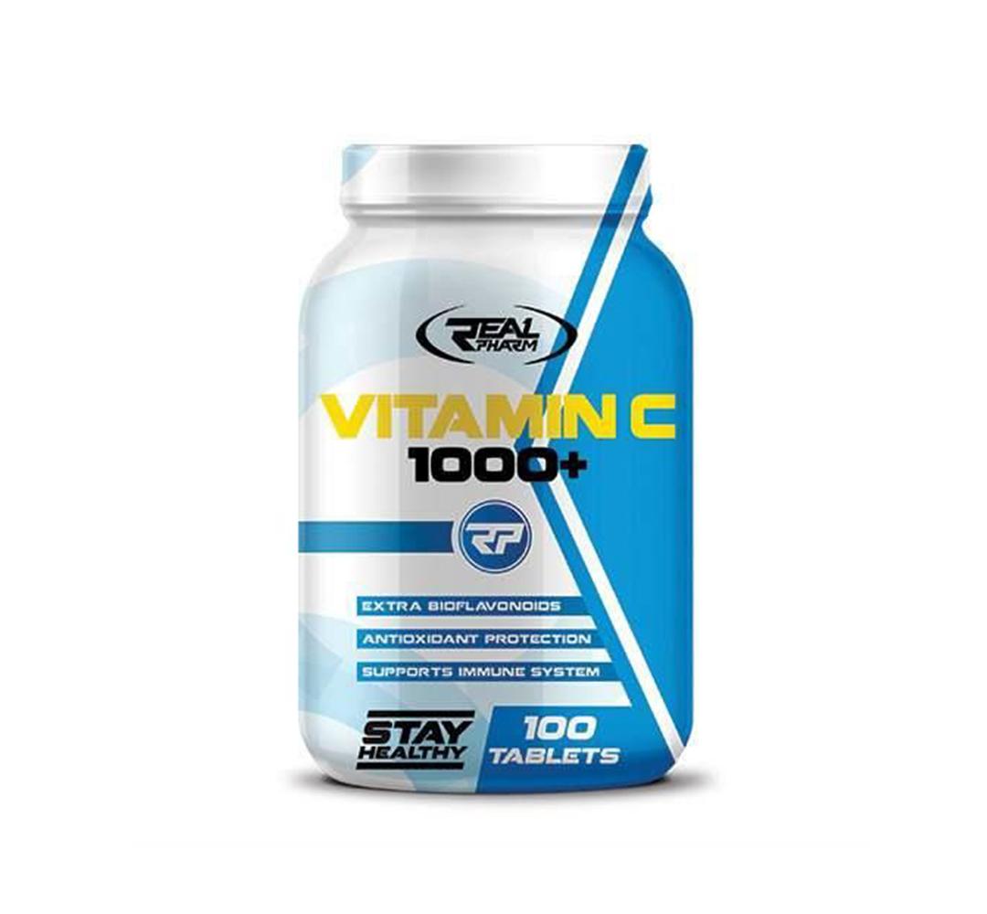 Real Pharm Vitamin C 1000+ - 100tabl.